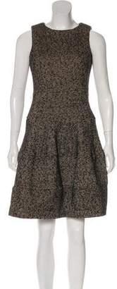 MICHAEL Michael Kors Wool-Blend Dress