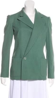 Ralph Lauren Structured Cashmere Blazer