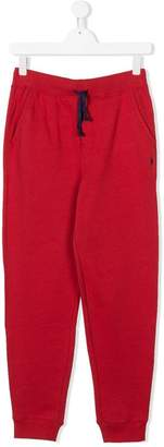Ralph Lauren TEEN logo embroidered track pants