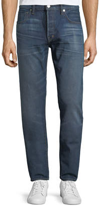 Tom Ford Dark-Wash Straight-Leg Jeans