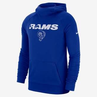 Nike Dri-FIT (NFL Rams) Men's Pullover Hoodie