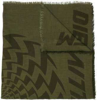 Diesel S-Teo scarf