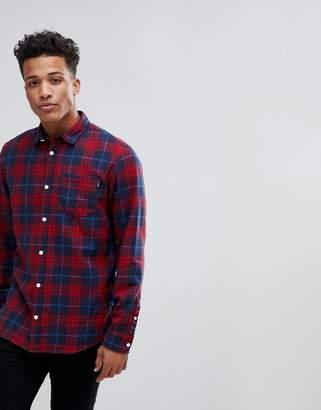 Jack and Jones Originals Slim Fit Check Shirt