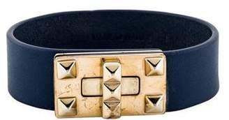 Valentino Rockstud Turn-Lock Bracelet
