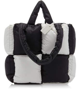 Off-White Off White C/O Virgil Abloh Puffy Small Nylon Bag