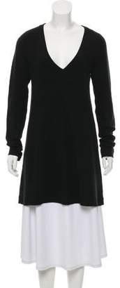 Calypso Cashmere Ribbed Sweater