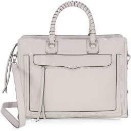 Rebecca Minkoff Bree Large Top Zip Satchel