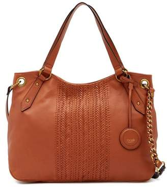 The Sak Meadow Convertible Leather Tote Bag