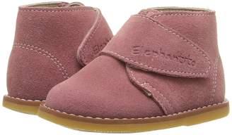 Elephantito Suede Bootie Girls Shoes