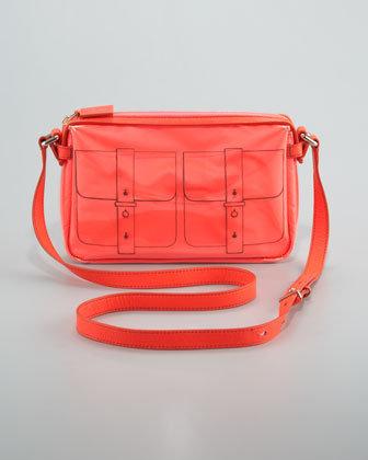 MARC by Marc Jacobs Werdie Camera Bag, Clear