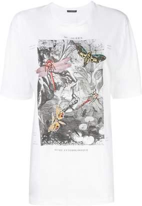 Alexander McQueen Entomologique T-shirt