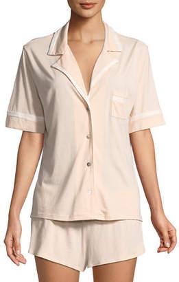 Cosabella Bella Solid Shortie Pajama Set