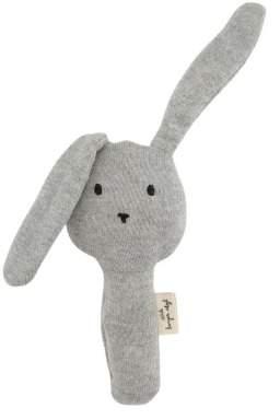 Konges Slojd Organic Cotton Bunny Rattle