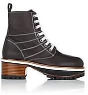 Sies Marjan Women's Jessa Leather Ankle Boots - Brown