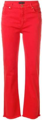 Etro straight leg jeans