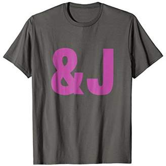 Butter Shoes Peanut and Jam PB&J Couples T-Shirt