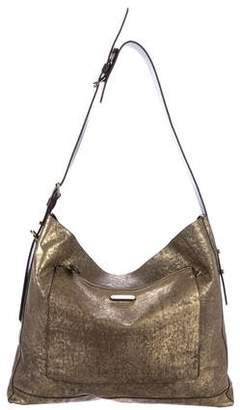 62424ce0fb Pre-Owned at TheRealReal · Ralph Lauren Metallic Leather Hobo