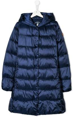 Save The Duck Kids long padded coat