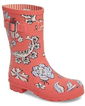 Joules 'Molly' Rain Boot