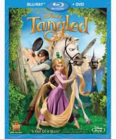 Disney Tangled - 2-Disc Combo Pack
