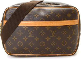 Louis Vuitton Monogram Reporter PM Crossbody Bag - Vintage
