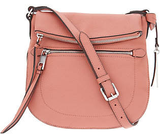 Vince Camuto Leather Crossbody Handbag - Tala