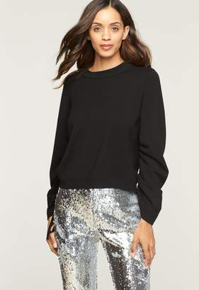 MillyMilly Shirred Sleeve Pullover