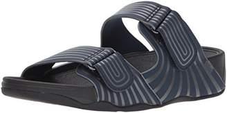 FitFlop Men's Gogh Sport Slide Adjustable Sandal