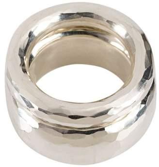 Werkstatt:Munchen hammered ring set