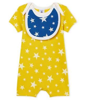 Petit Bateau Baby Boys' Lot X3 BOD Sleepsuit