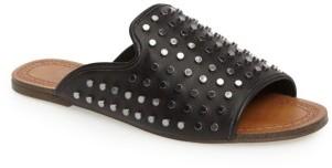 Women's Jessica Simpson Kloe Studded Slide Sandal $78.95 thestylecure.com