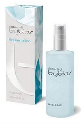 Byblos Aquamarine Eau de Toilette Spray for Women, 4-Ounce