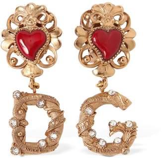 Dolce & Gabbana Small Drop Earrings