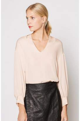 Joie Ninarika Silk Top