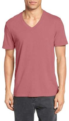 James Perse Short Sleeve V-Neck Tee