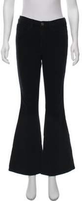 Frame Forever Karlie Mid-Rise Jeans Black Forever Karlie Mid-Rise Jeans