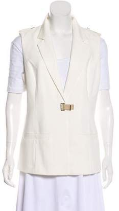 Calvin Klein Buckle-Accented Vest w/ Tags