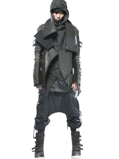 Dusty Mission Matte Nylon Jacket