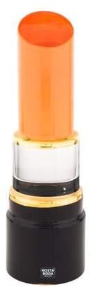 Kosta Boda Make Up Lipstick Figurine