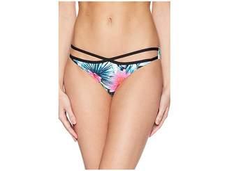 Rip Curl Palms Away Luxe Hipster Bikini Bottom Women's Swimwear