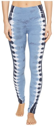 Hard Tail - High Rise Ankle Leggings Women's Casual Pants $60 thestylecure.com