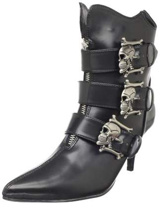 Pleaser USA Women's fury-06 Ankle Boot
