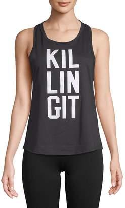 Body Rags Clothing Co Women's Killing It Tank Top