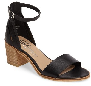 Women's Sbicca Fars Block Heel Sandal $59.95 thestylecure.com