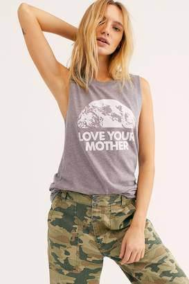 Sub Urban Riot Love Your Mother Muscle Tank
