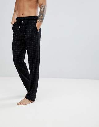 Lacoste Baseline Lounge Pants in Signature Print