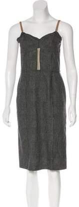 Dolce & Gabbana Sleeveless Mini Dress