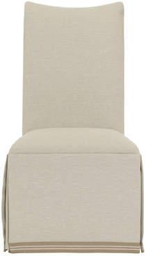 Bernhardt Auberge Skirted Side Chair