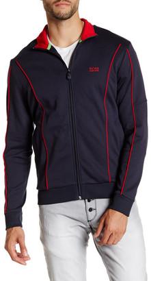HUGO BOSS Seamed Track Jacket $185 thestylecure.com
