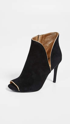 MICHAEL Michael Kors Harper Open Toe Booties